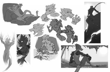 Rat Max Doodles