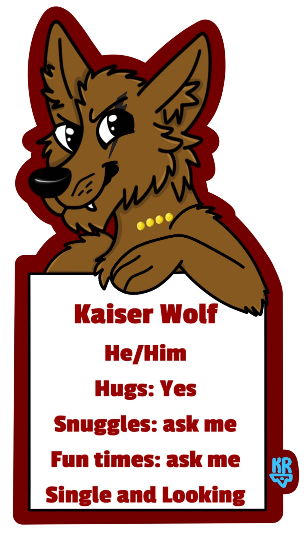 Kaiser Consent Badge