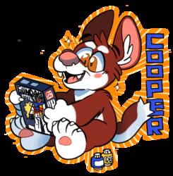 cooper badge