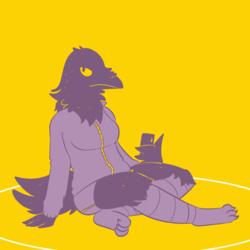 your raven girlfriend