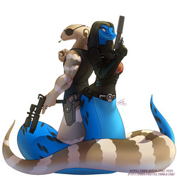 Cosplay Snakes