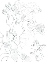 [CM] Bluecat Sketch Page