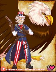 Gunslinger Uncle Sam [REWARD]