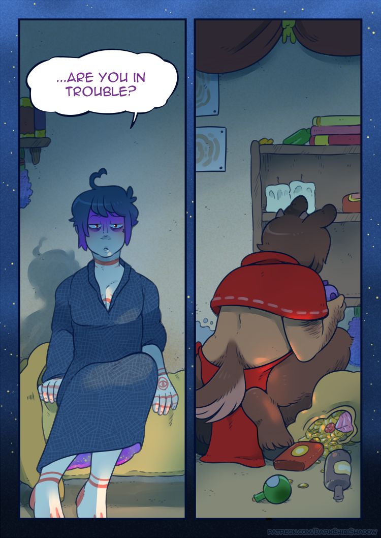 Solanaceae - Prologue Chapter 1 - Page 41
