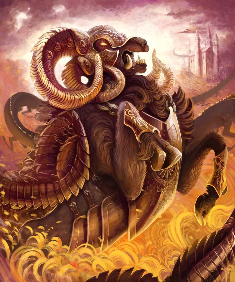 Hell Ram