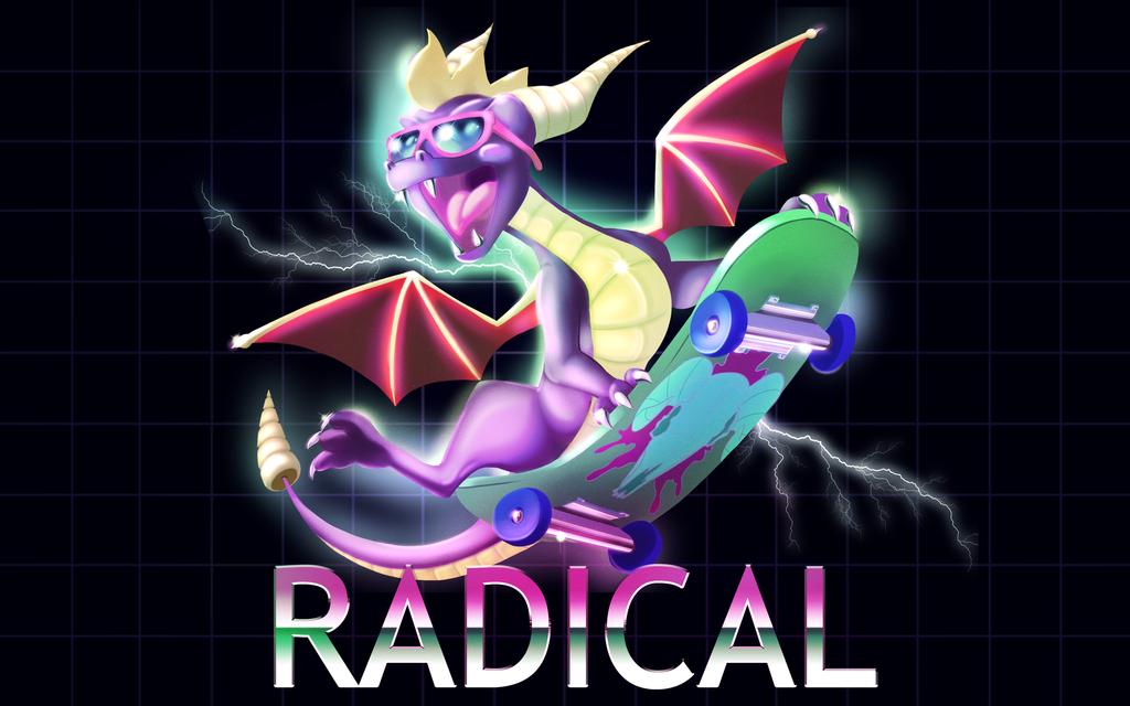 RADICAL (Shirt Design)