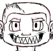 WIP- Tentacle Monster Characters