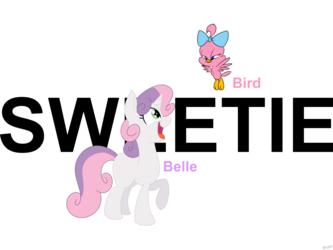 Sweetie Meets Sweetie