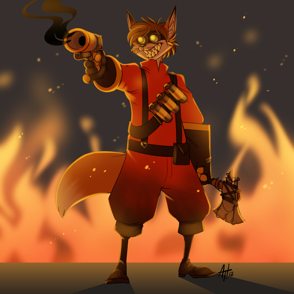 Livestream Commission - Foxydude
