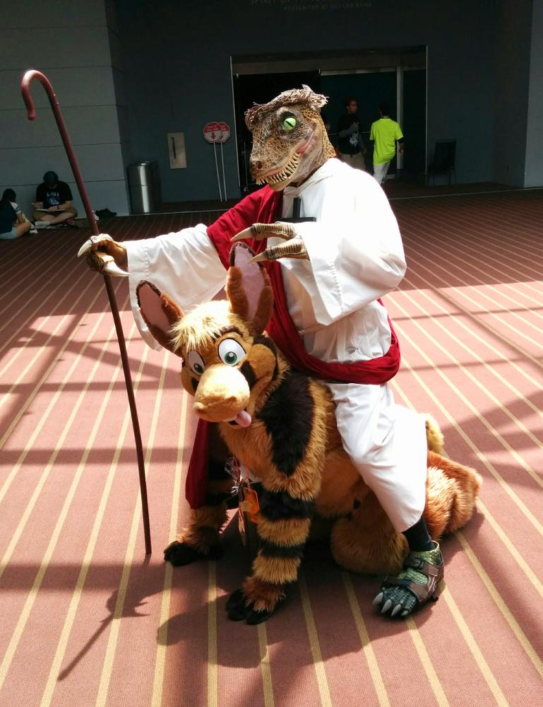 Raptor Jesus & Rucio