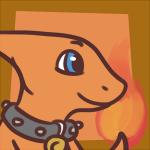 Warm Fire, Warm Eyes - by Nidote