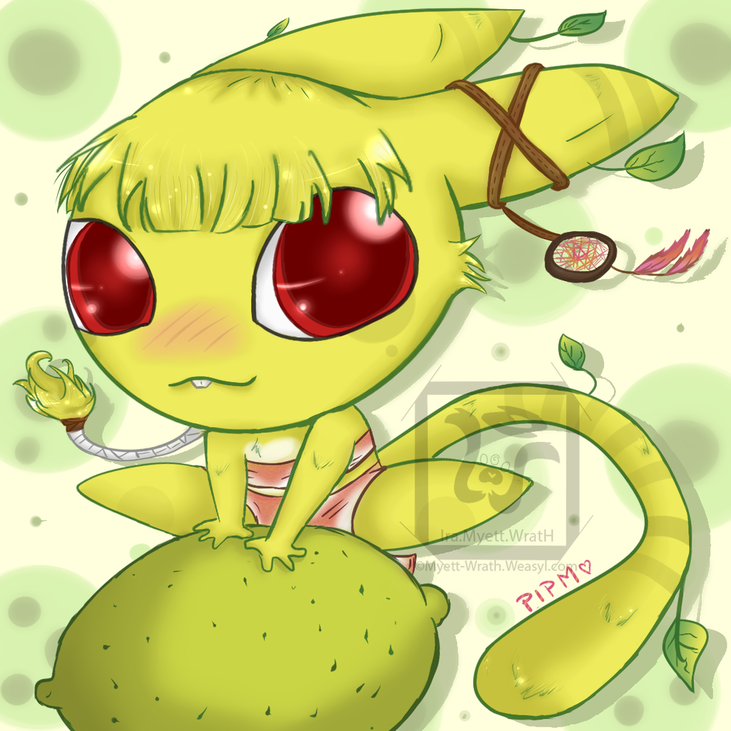 YCH8 Fruit Chibis (Limoneja) - Trade Payment