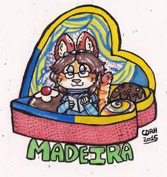 Madeira Chocolate Box