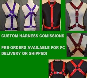 FC Harness Preorders