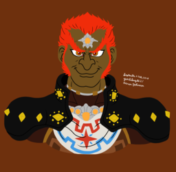 Ganondorf (The Legend Of Zelda)