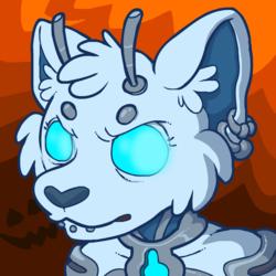 COMMISSION: Sashmorky - Halloween Icon