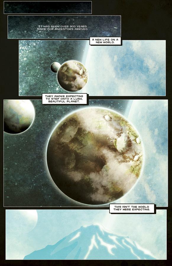 The Sprawl - Page 01