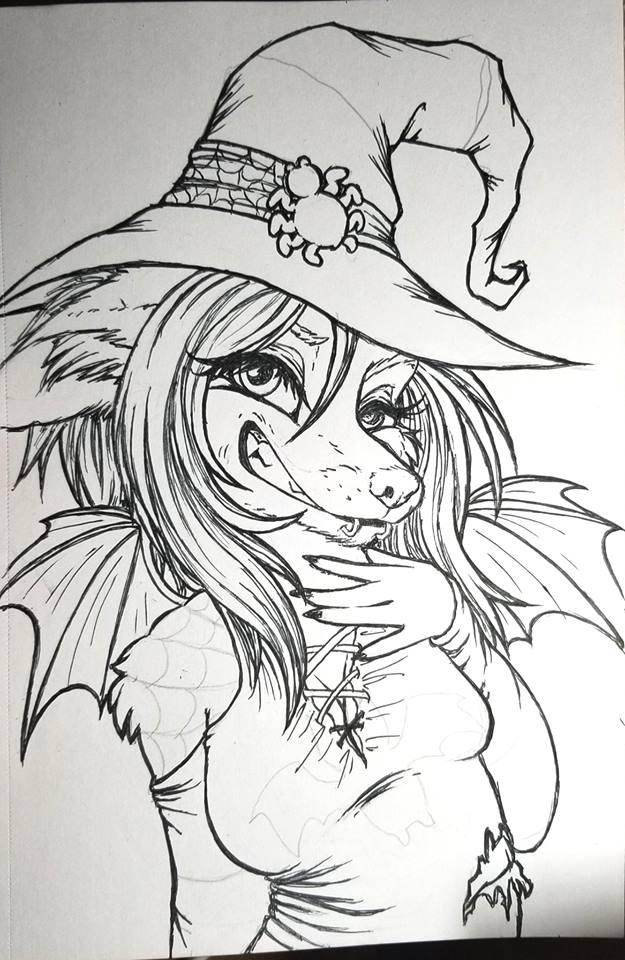 Witchy Leuna