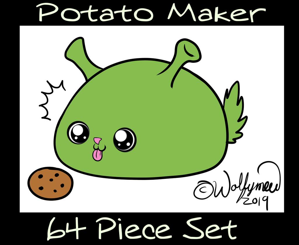 Custom Potato Maker $5