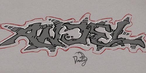 Iron Artist #38