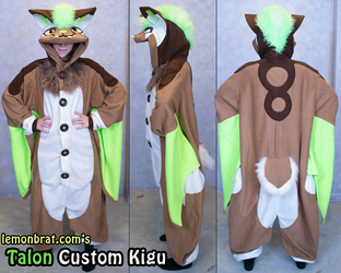 Talon Custom Kigu