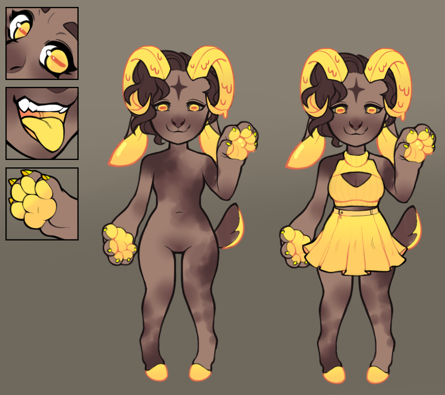 goaty monster :auction:
