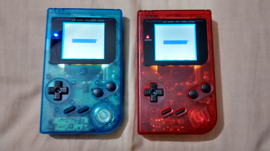 Most recent image: Red And Blue Boys-Up For Sale!