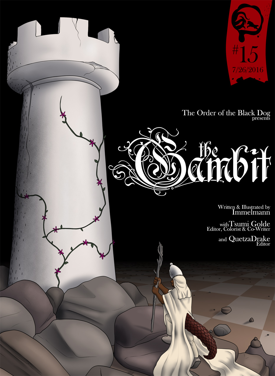 Most recent image: The Gambit