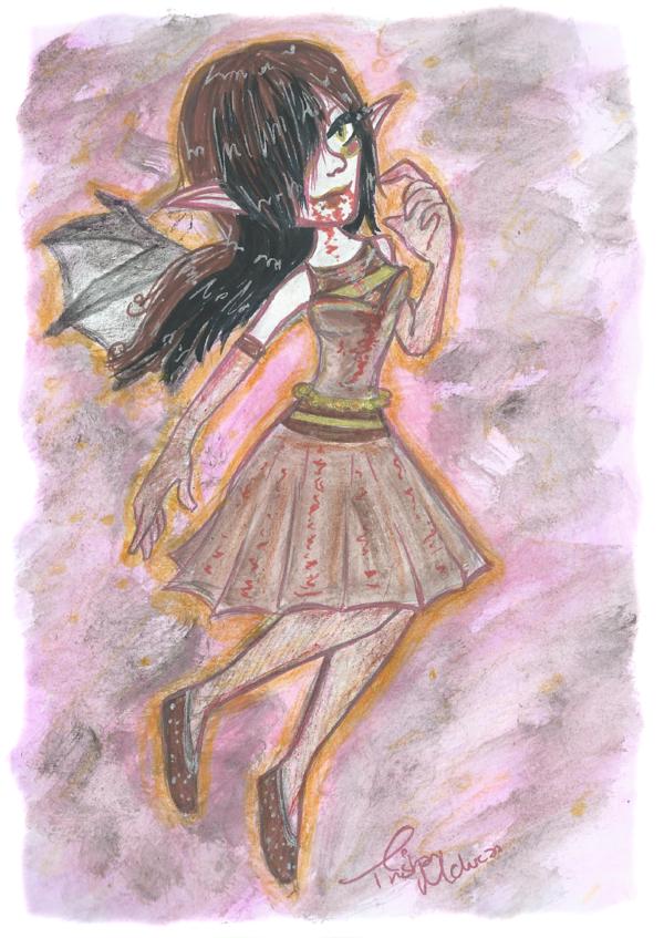 Vampire Ballerina