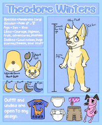 [P] Teddy Updated Reference