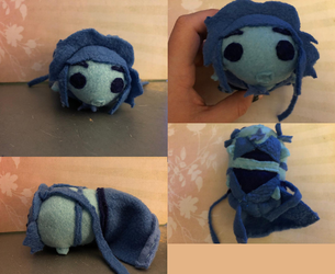Steven Universe Lapis Lazuli Stacking Tsum Plush For Sale
