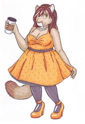 Coffee Cougar