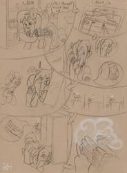 Blitzy's Laboratory Accident Part 1/2
