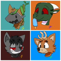 Collection of headshots