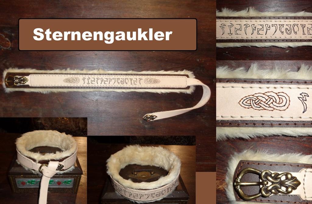 Collar for YlangYlang ( Sternengaukler )