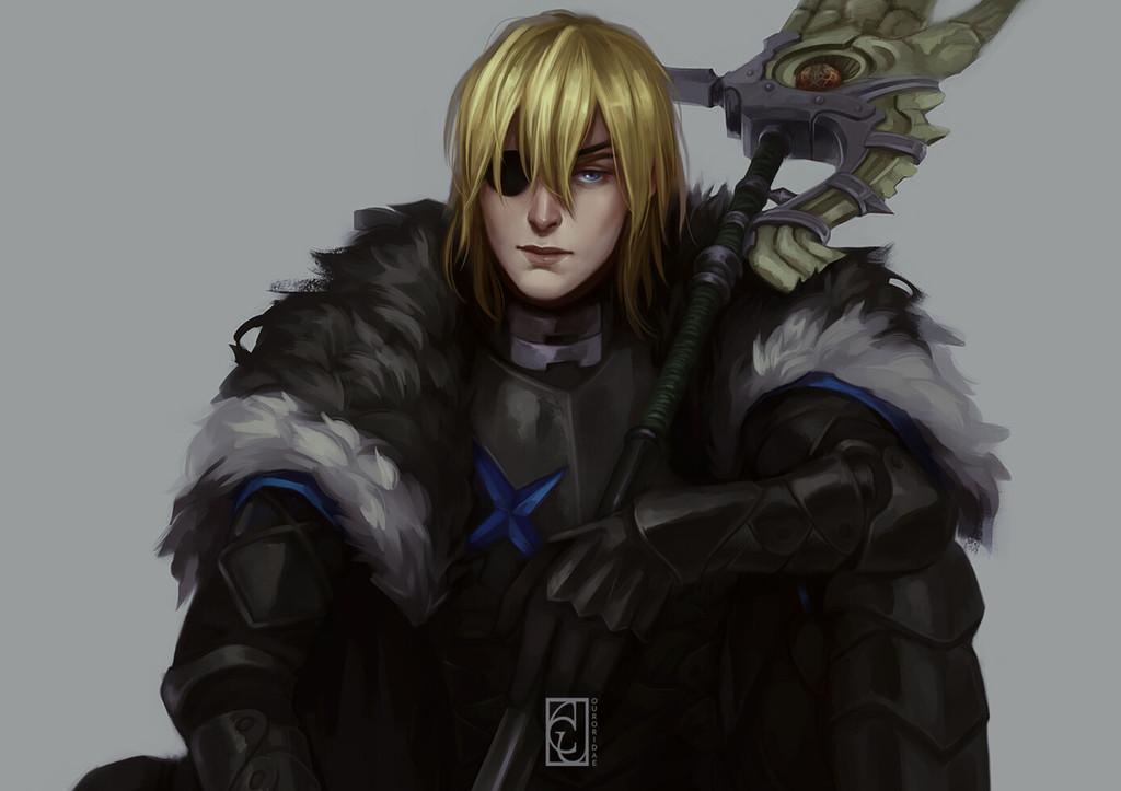 Fire Emblem 3 Houses - Dimitri