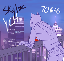 YCH: Skyline AB 70$