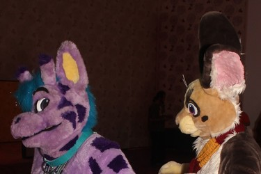 Texas Furry Fiesta 2016 - Fursuiters