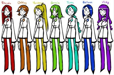 Spectrum Sisters