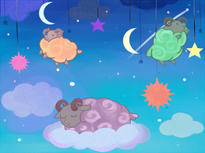 Sheepy Dreams