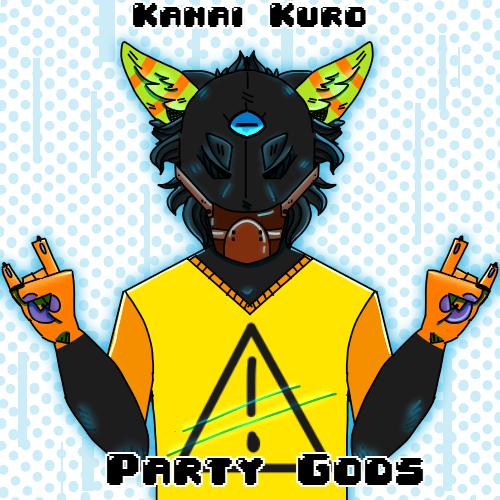 Kanai Kuro: Party Gods