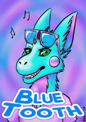 Blue Tooth Badge - Califur 2017