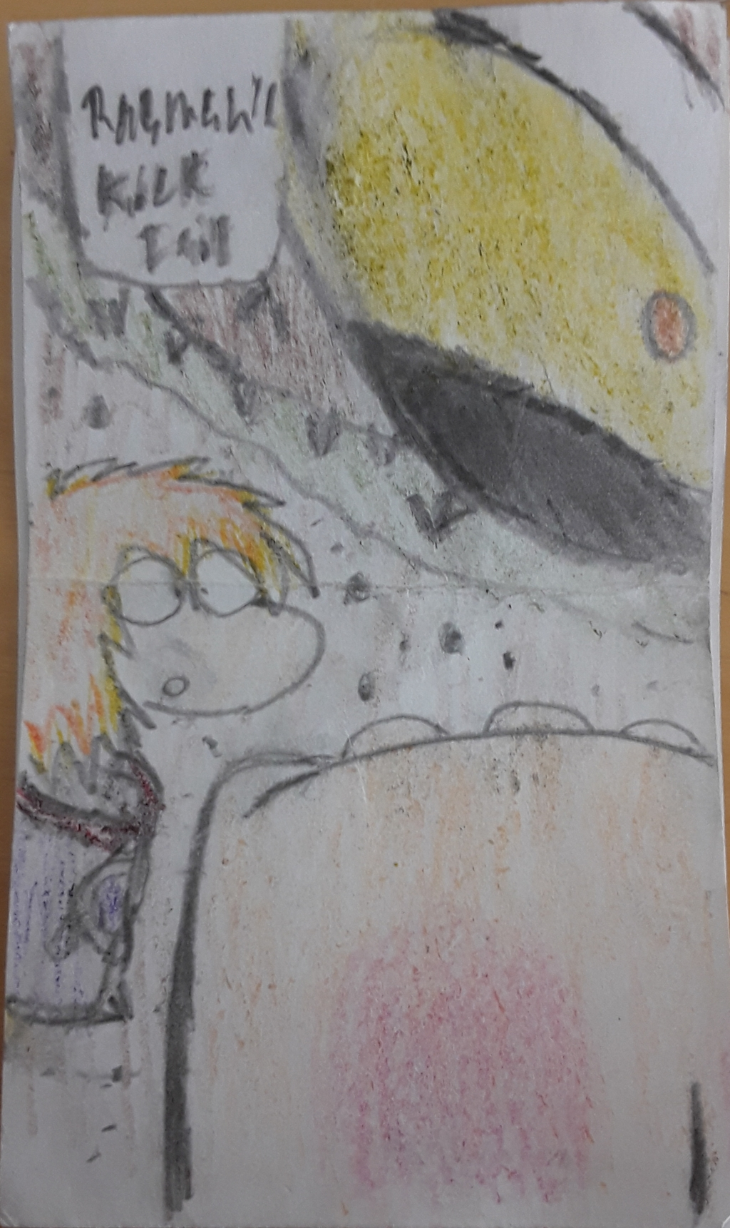 Rayman's kick fail (blush version)