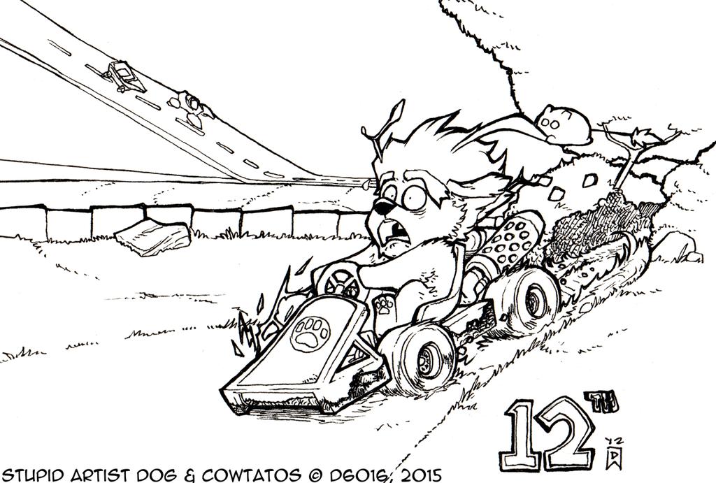 Daily Newf 142 - 200cc's
