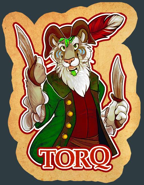 Torq MFF 2013 Badge