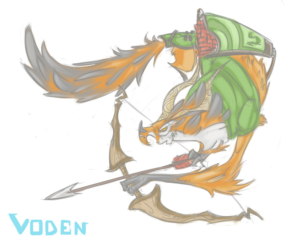 Most recent image: VODEN - 3