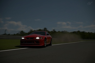 2000 Ford Mustang SVT Cobra-R (Mustang 50 years)
