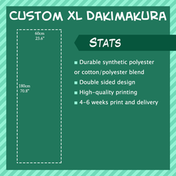 New! XL and XXL Dakis and XL Mousepads!