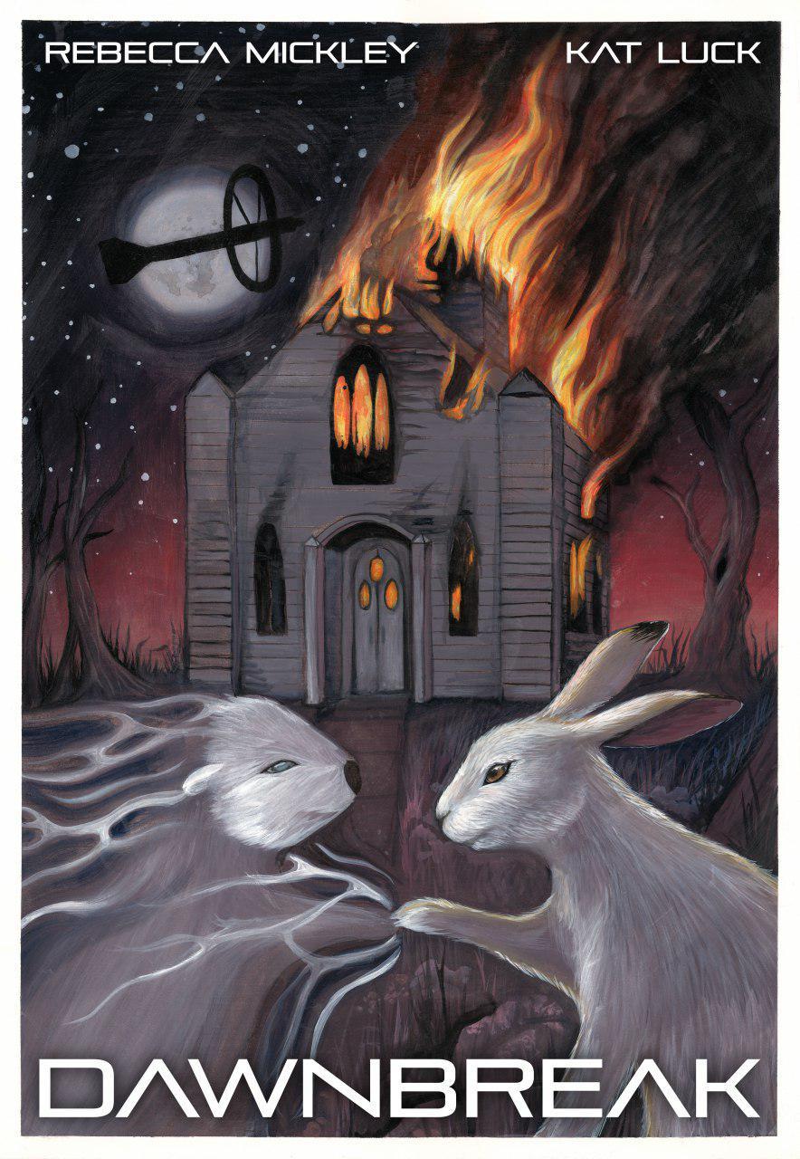 Most recent image: Dawnbreak- A new novel by Rebecca Mickley
