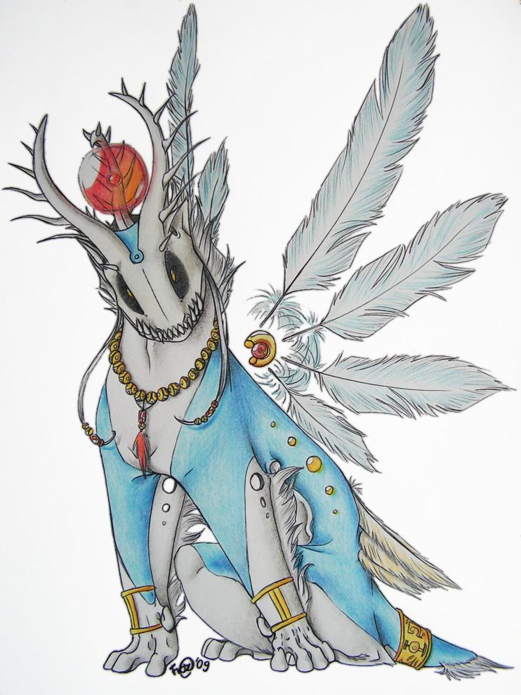 Dragon of Life- Tanjou